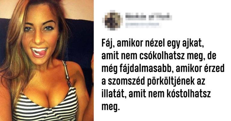 gúnyos ember)